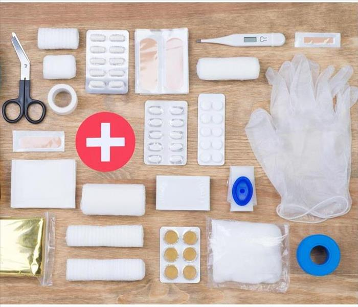 Storm Damage First Aid Kit Requirements for the Workplace